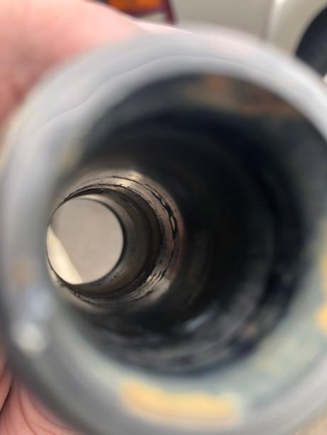 Bad cylinder