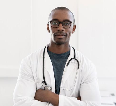 jeune médecin