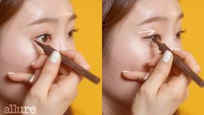 ดวงตาโตขึ้นด้วย makeup วิธีง่ายๆแม้มือใหม่ก็ทำได้