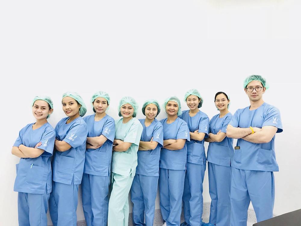 wonjin medical team