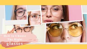 เลือกแว่นจากคิ้ว แว่นตาแบบไหนเข้ากับรูปทรงคิ้วของเรา