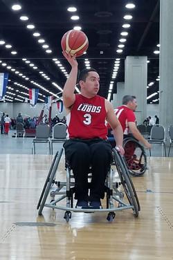 Alfredo Lara at Nationals
