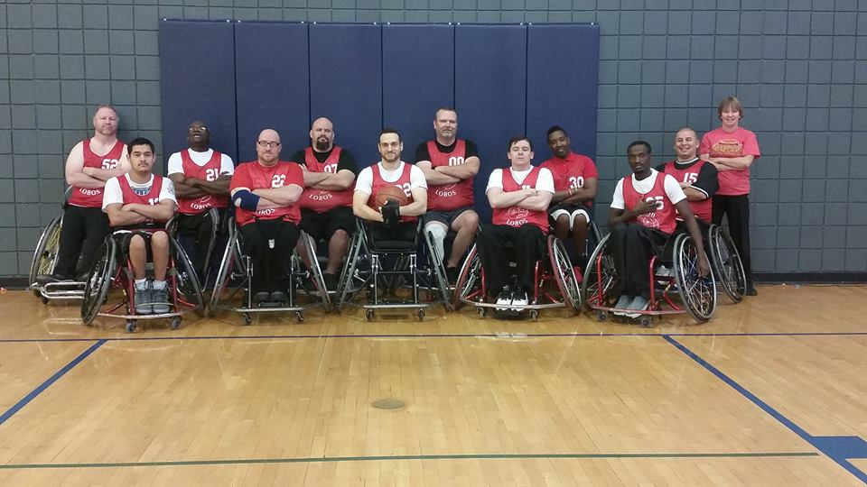 Tucson Lobos Team 2014