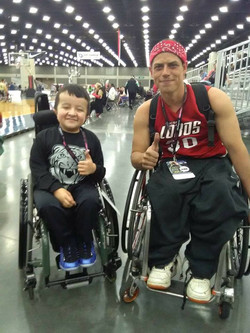 Jesse & kid