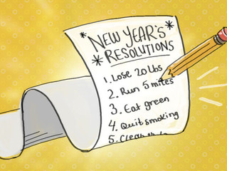 New Years Resolutions Explained