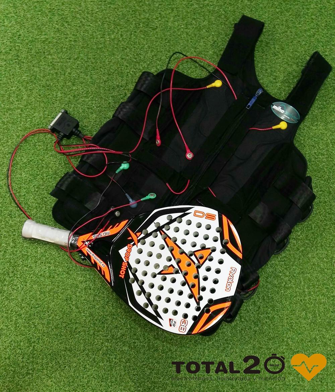 perdida de peso perdida de grasa nutrición pádel salud deporte entrenamiento electroestimulación