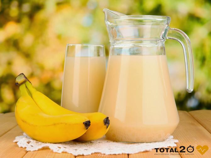 """""""Desayuno Saludable: Zumo de Plátano"""""""