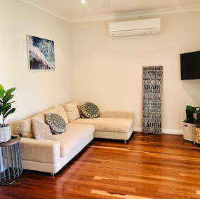 Second lounge room