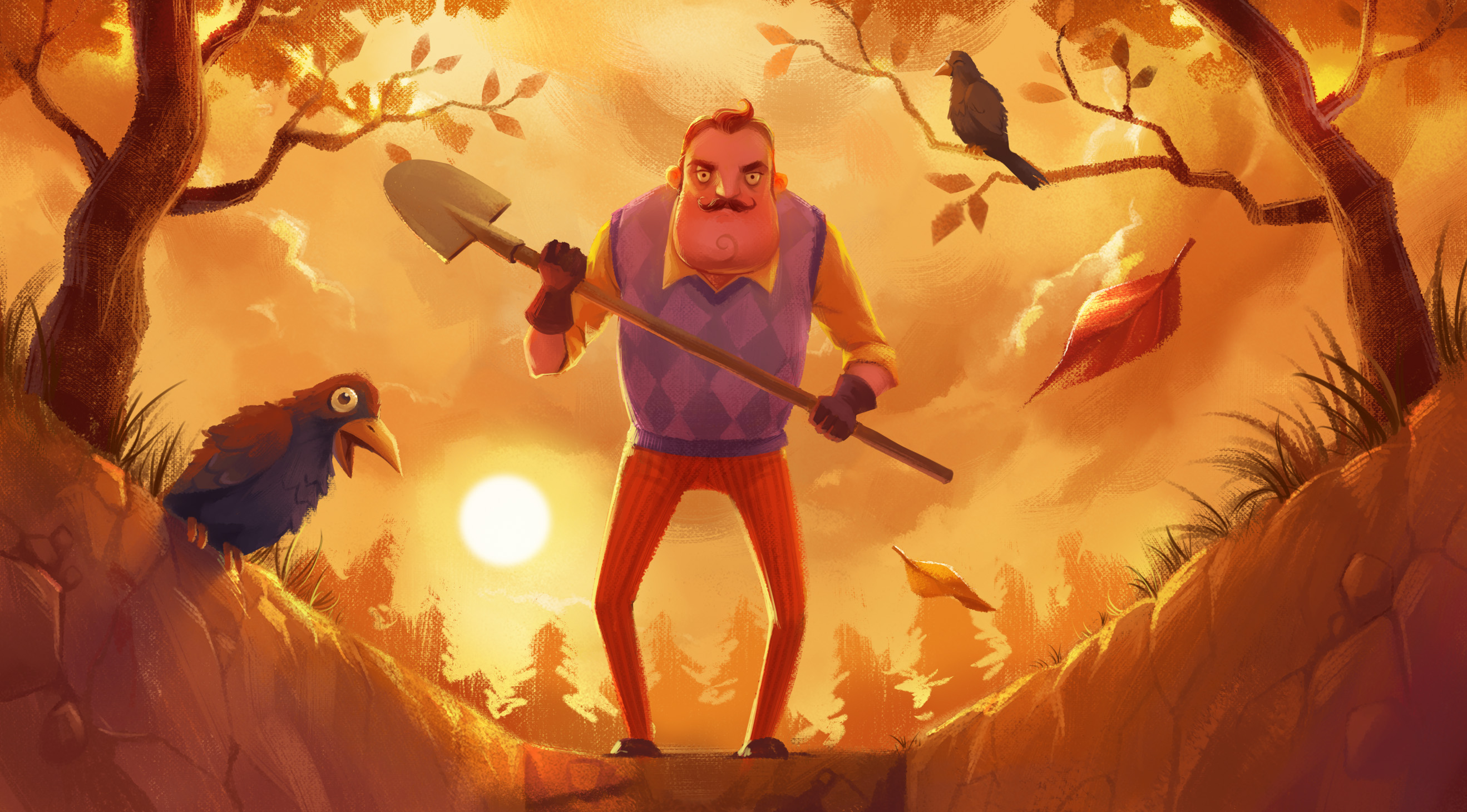 Hello Neighbor – A Stealth Horror Game With Advanced AI