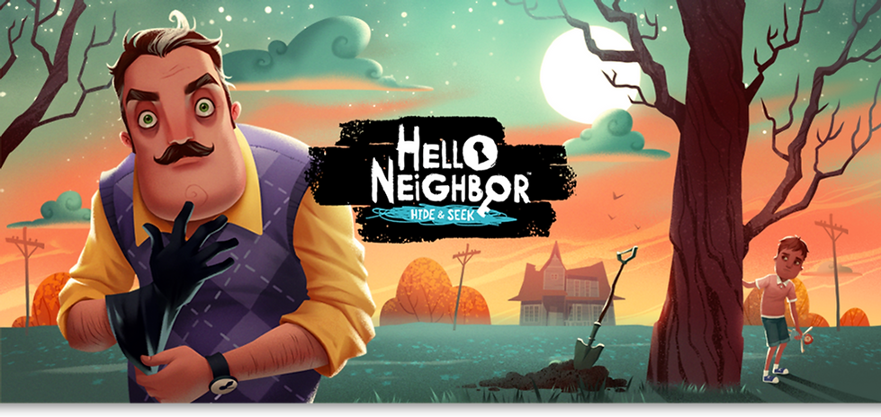 Hello Neighbor - Stealth Horror Game