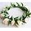 Thumbnail: Венок из живых цветов