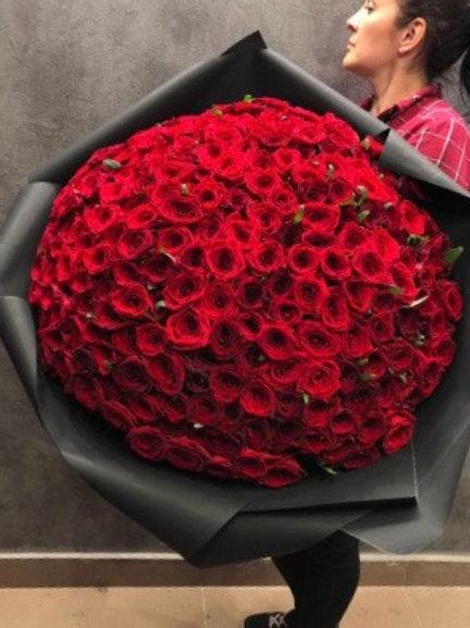 Букет «201 роза»
