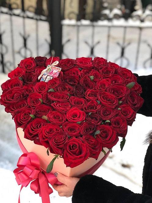 Цилиндр «Люблю тебя»