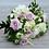 Thumbnail: Раскидистый букет с лавандовыми розами