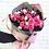 Thumbnail: Букет из 2 видов и оттенков пионовидных роз