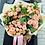 Thumbnail: Букет из кустовых роз с эвкалиптом