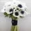 Thumbnail: Букет невесты из анемонов