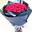 """Thumbnail: Бархатные 49 эквадорских  роз сорта «Explorer"""""""