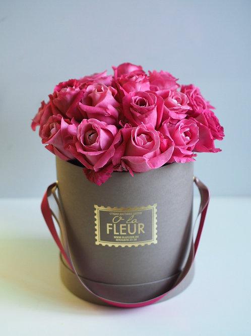 Розы особые в среднем цилиндре