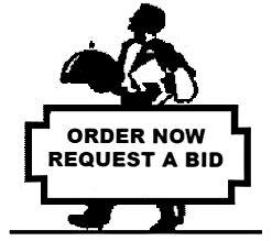 Order Now Request A Bid