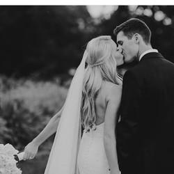 Beautiful wedding picture _heyitsjanett. Photo by _foxandivory. Hair by me.jpg