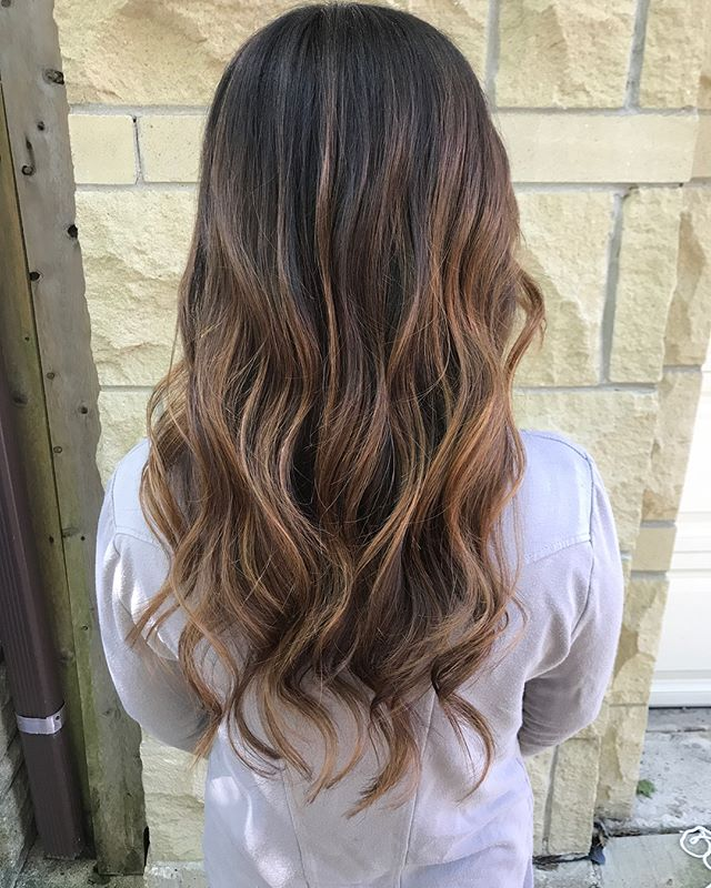On Saturdays, we balayage! Thanks _charleenrecto for coming in! 😃_._. .jpg