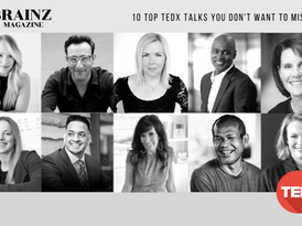 10 Top TEDx Talks You Don't Want To Miss