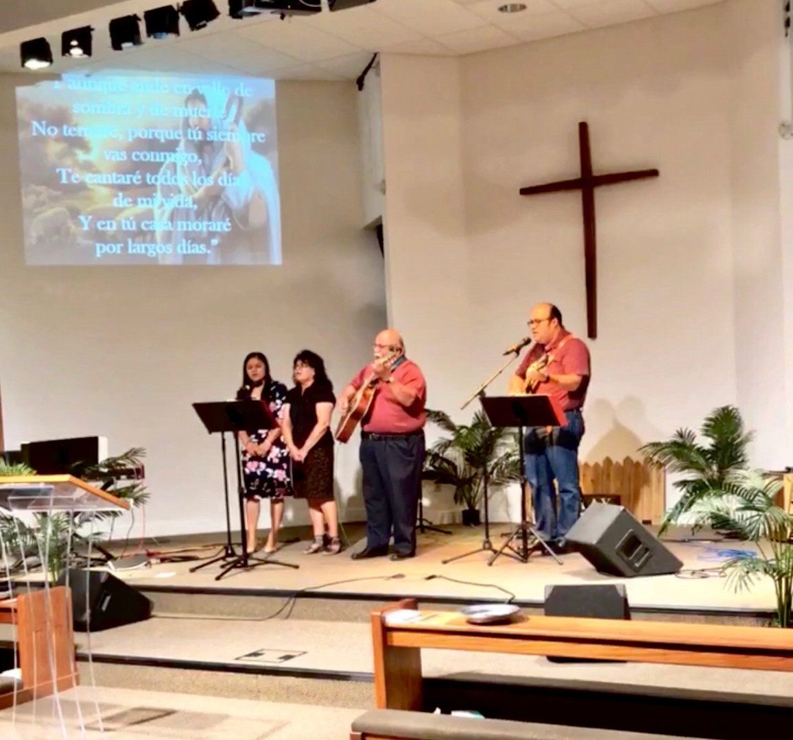 Grand Opening of Spanish Ministry