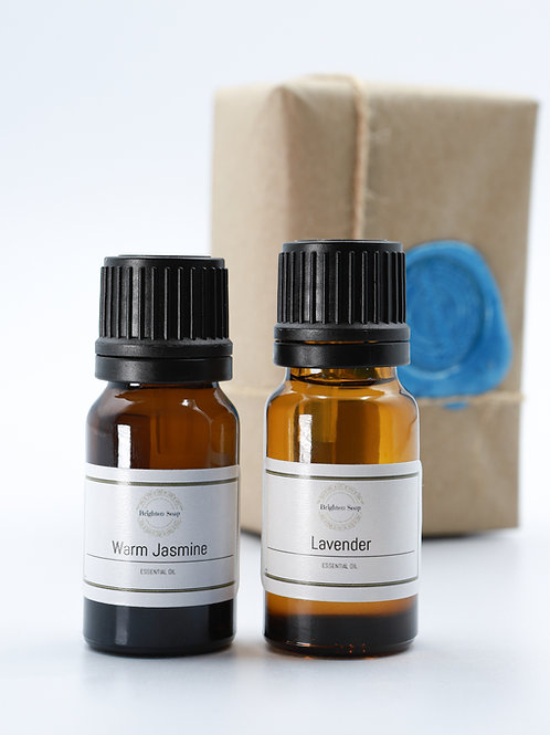 Warm Jasmine & Lavender Essential Oils