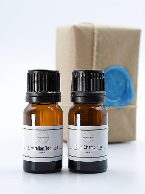Australian Tea Tree & Calm Chamomile Essential Oils