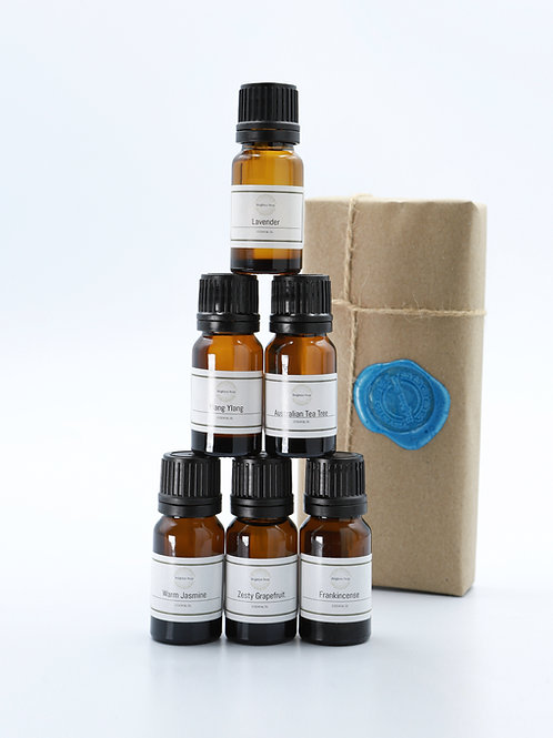 The Healing Collection Of Essential Oils