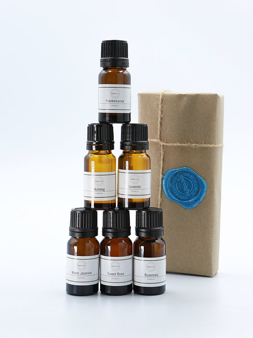 The Calming Collection Of Essential Oils