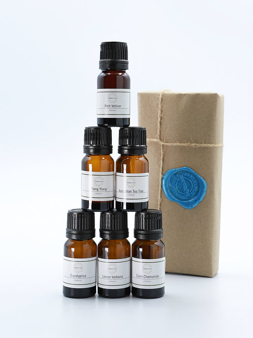 The Stress-Relief Collection Of Essential Oils
