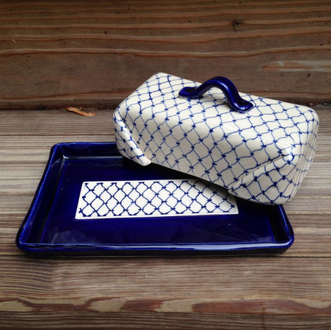Butter Dish - PRG