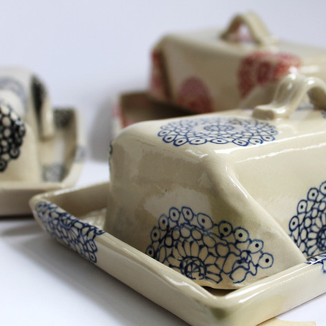 Butter Dishes - BSH