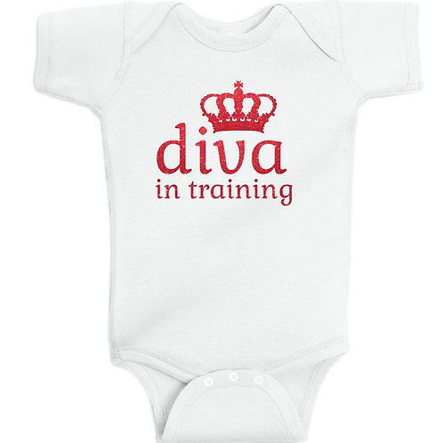 Diva In Training - (Youth Shirt)