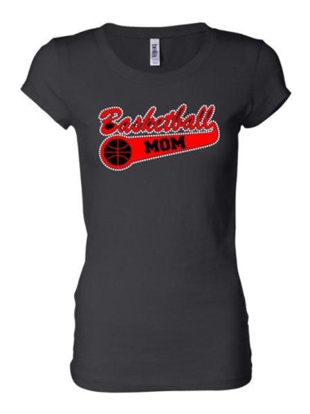 Basketball Mom Glitter