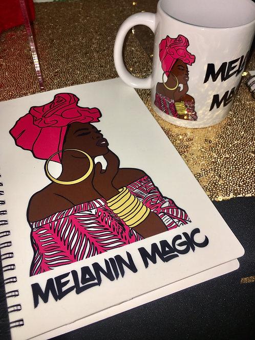 Melanin Magic Notebook