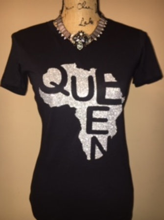 Queen Silver - Multiple Shirt Options