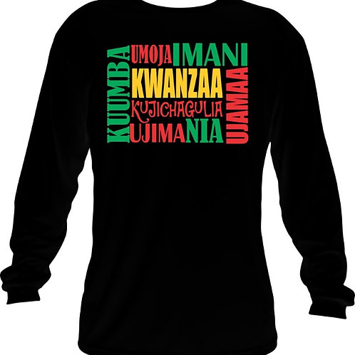 Kwanzaa Subway Art - Male