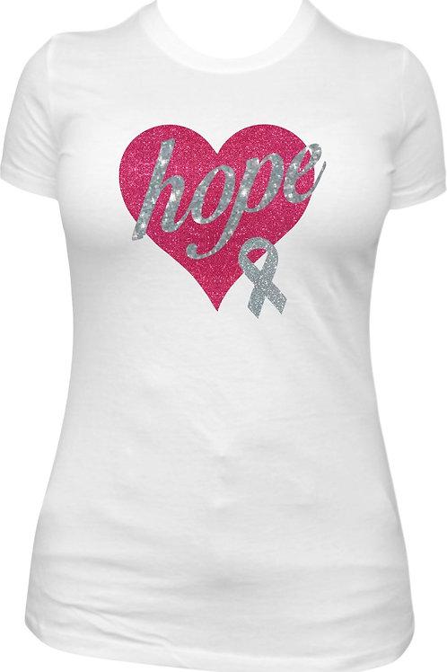 Heart Hope - Glitter