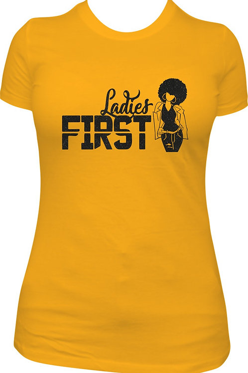 Ladies First - Gold