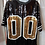 Thumbnail: 00 Gold and Black Sequin Jersey