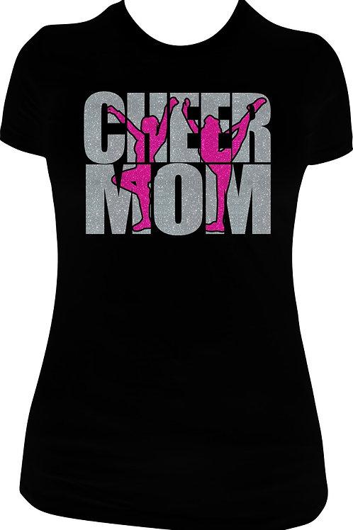 Cheer Mom - Black