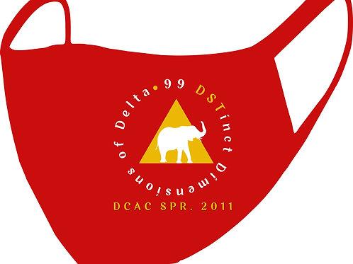 DCAC Deltaversary Mask