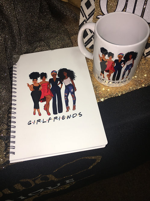 Girlfriends Notebook