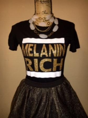 Melanin Rich - Sweatshirt