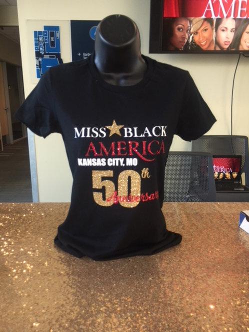 Miss Black America - Shirt
