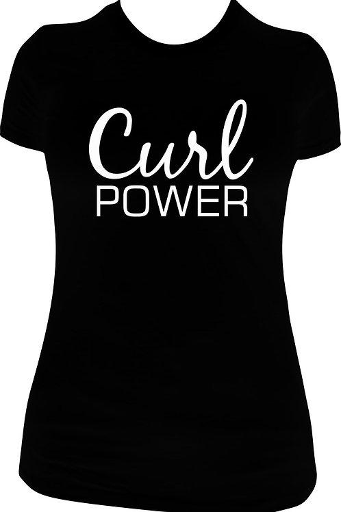 Curl Power - Black