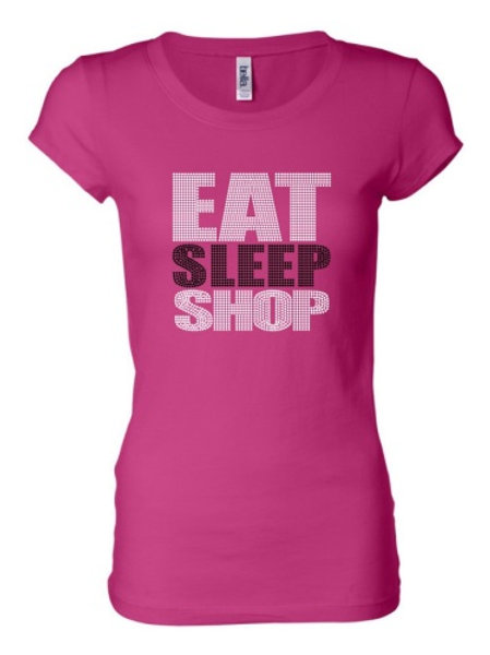 Eat Sleep Shop